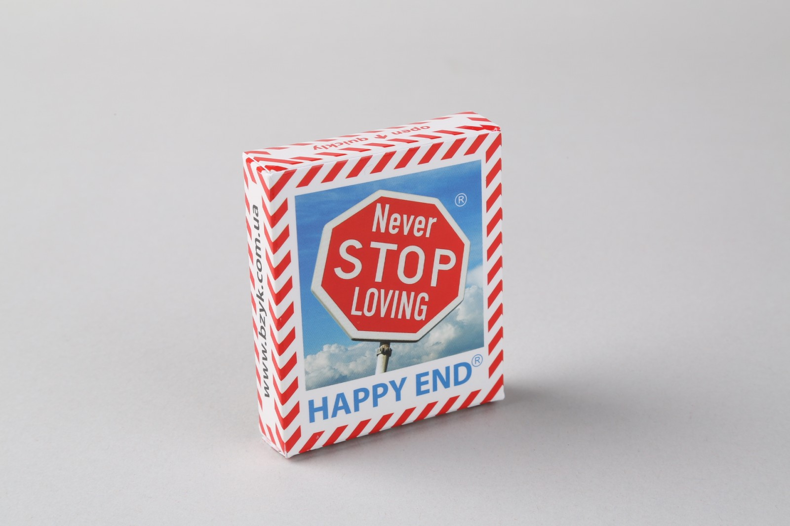 HAPPY END Condoms brand