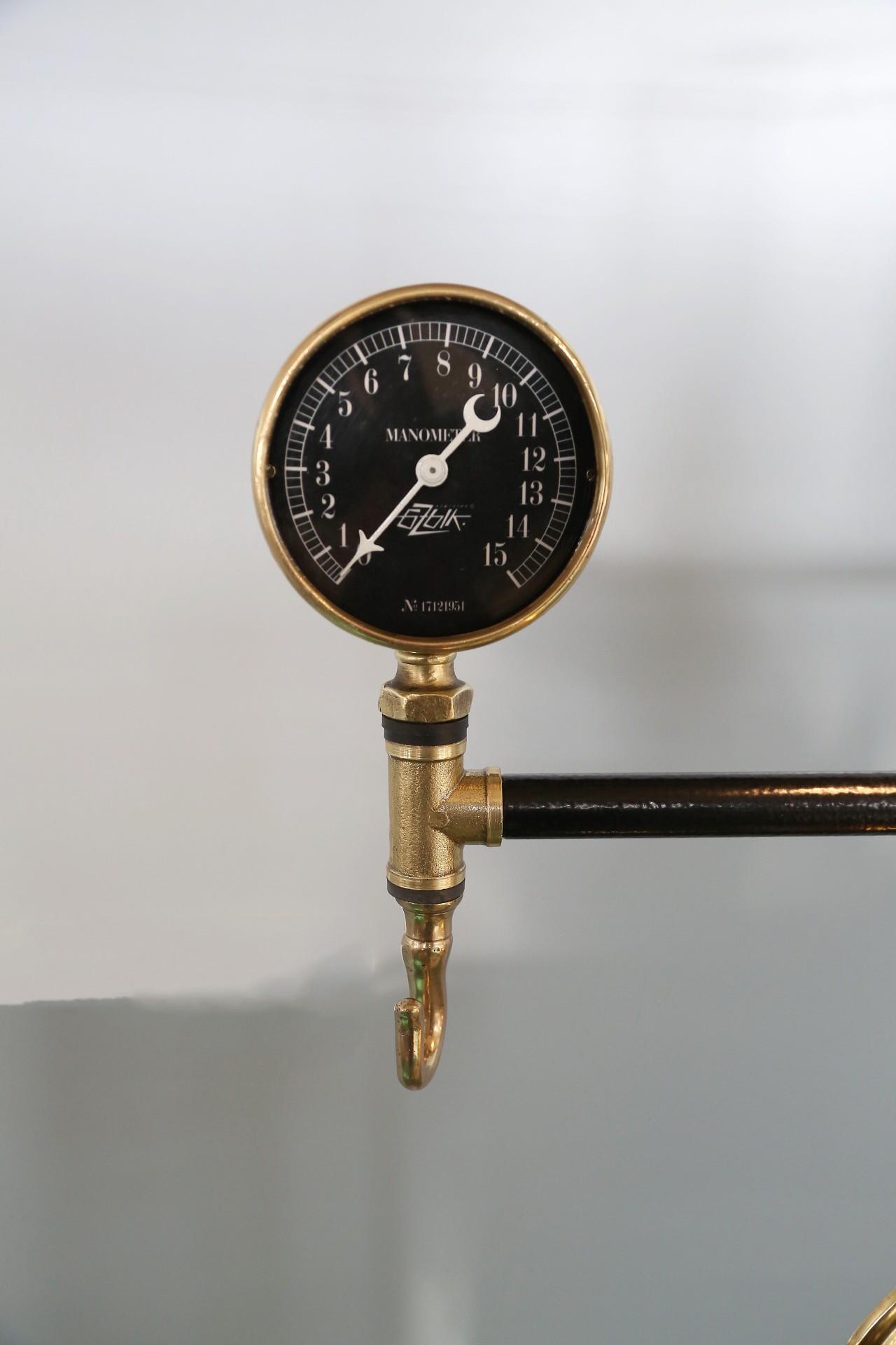 Водопроводно — тазиковая штуковина