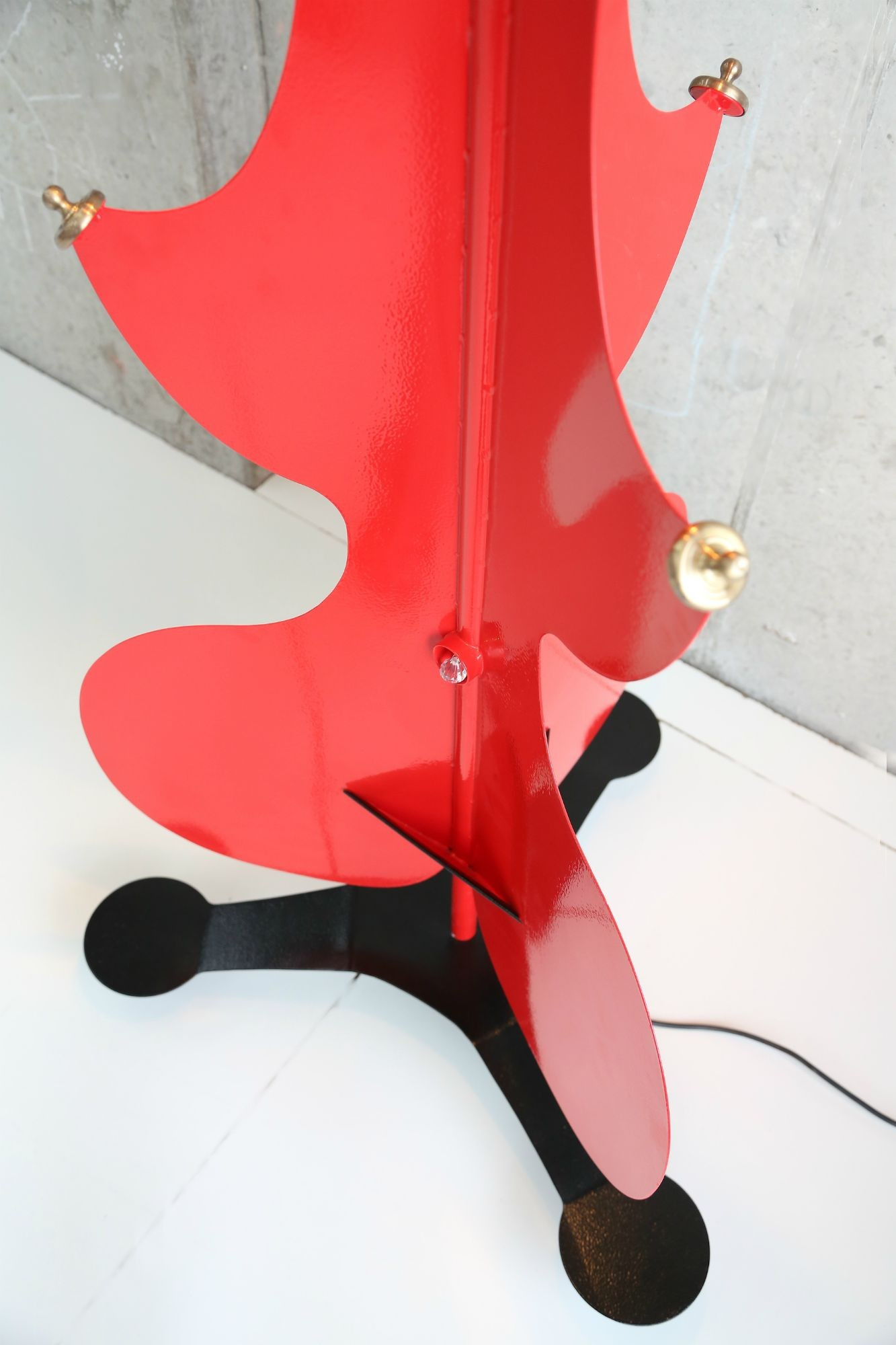 Floor lamp LADY IN RED