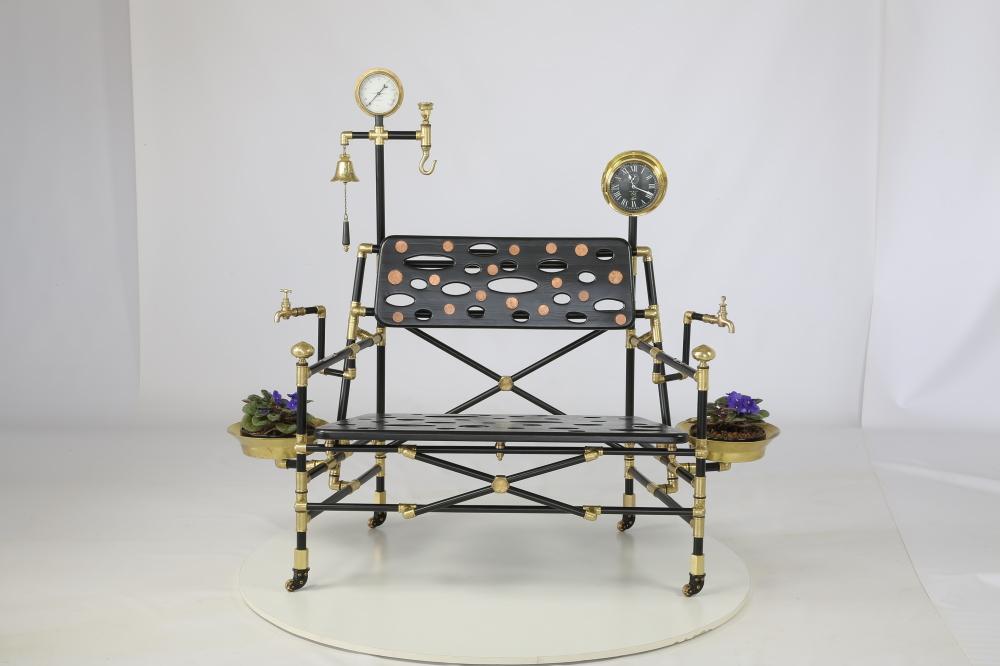 Пятикопеечная скамейка